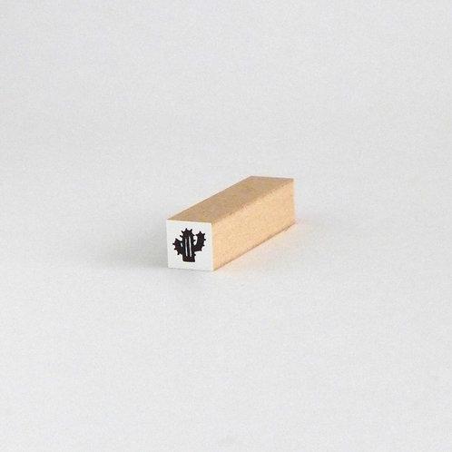 はんこ・柱サボテン(1cm x 1cm)