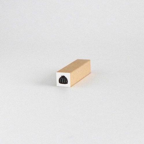 はんこ・金鯱(1cm x 1cm)