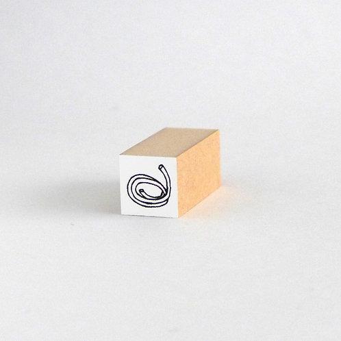 はんこ・ホース(2cm x 2cm)