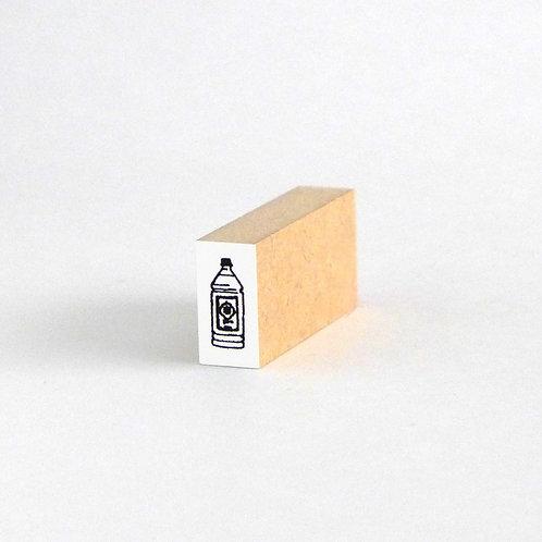 はんこ・甲類焼酎(1cm x 2cm)