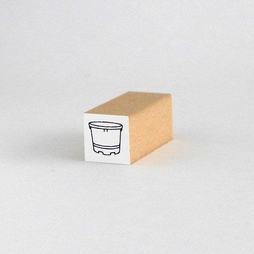 はんこ・樽(2cm x 2cm)