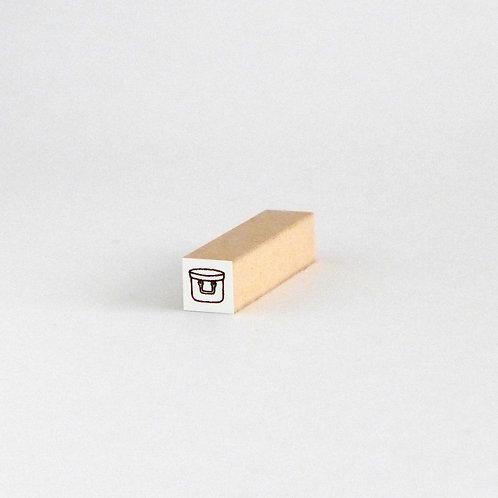 はんこ・なべ(1cm x 1cm)