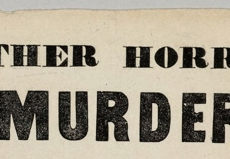 The Master Etcher and the Queen of Heeley: A Sheffield Murder