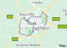 How old is York?