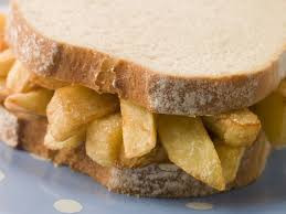 Chip Butty!