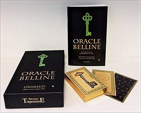 Oracle Belline- Coffret Luxe Or