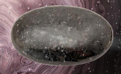 La nuummite, - pierre de méditation x1