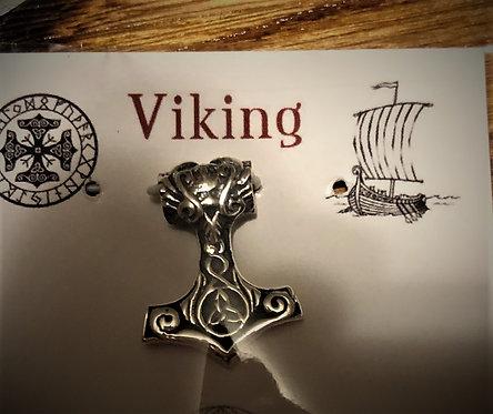 Pendentif Viking – Marteau de Thor