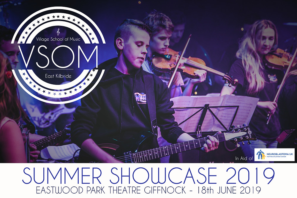 VSOM Summer Showcase 2019 in Aid of Neuroblastoma UK
