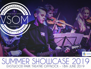 Summer Showcase 2019