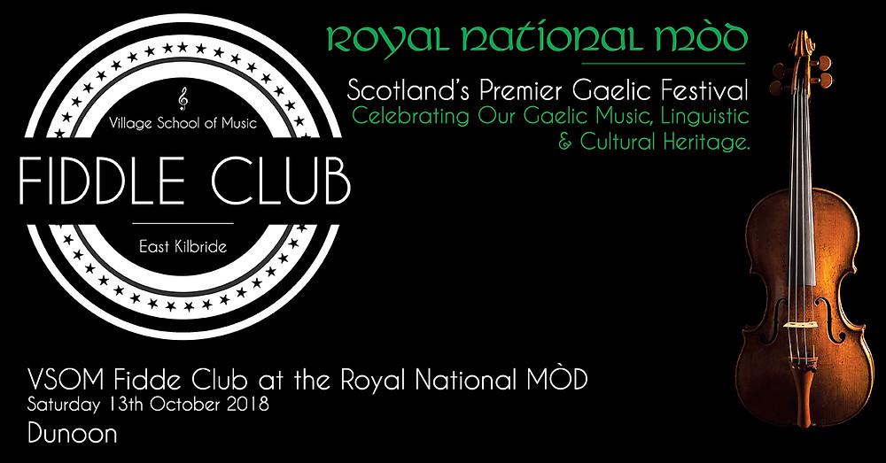 VSOM Fiddle Club -  Royal National Mod