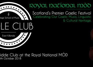 2018 Royal National MOD