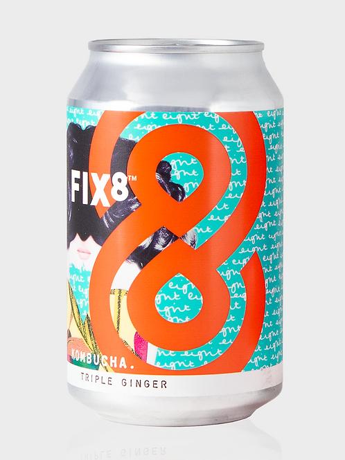 Fix8 Triple Ginger Kombucha
