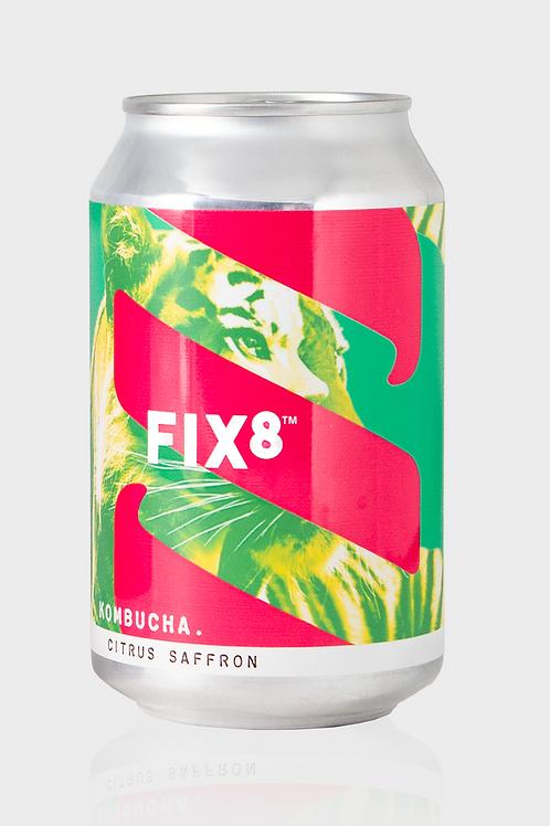 Fix8 Citrus Saffron Kombucha