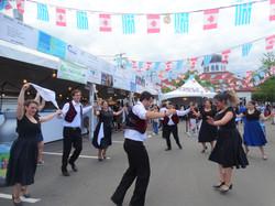 Exciting Greek Dancing at Greek Fest