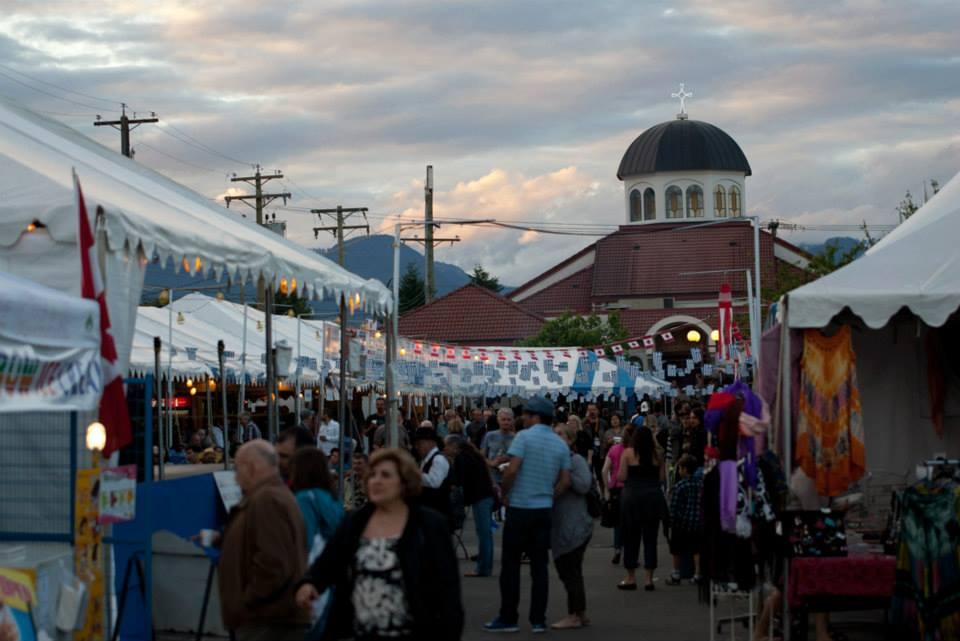 Vancouver Greek Summerfest