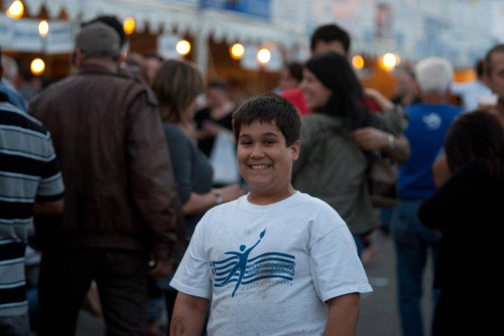 boy Vancouver Greeksummerfest