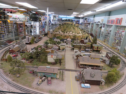 live 3 train working model train on display runnig daily