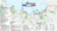 A map of Akaroa to help you get around when you stay at French Bay House boutique bed and breakfast accomodation in Akaroa, Banks Peninsula, South Island, New Zealand.BnB. B and B. B&B. Bed&Breakfast. Bed & Breakfast