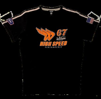 T-Shirt High Speed 67 Carbone Men