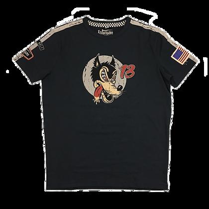Speed wolf carbone t-shirt homme