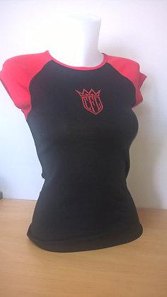 WCC...CFL LADIE noir rouge