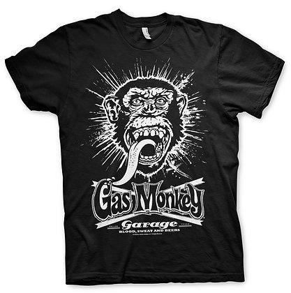 Gas Monkey Garage Explosion T-Shirt