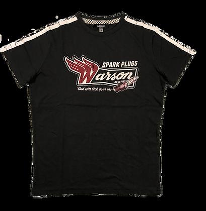 T-Shirt Get Kicks Carbone