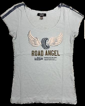 Road Angel Sky Blue Women