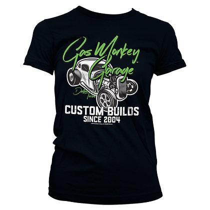 Gas Monkey Garage Custom Neon Girly Tee