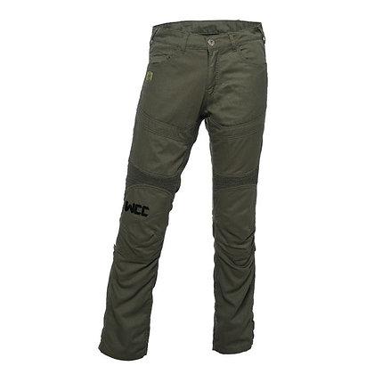 WCC - M 65 KEVLAR RIDING PANTS - Olive Green