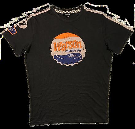 T-Shirt Chief 67 Carbone Men