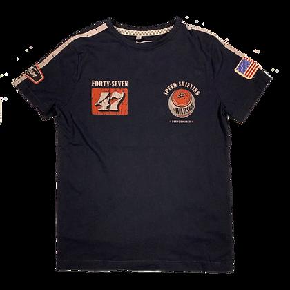 T-shirt Speed Shifting by Warson Motors