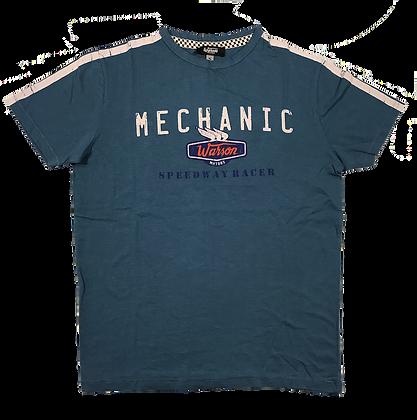 T-Shirt Pilot 58 Petrol Men