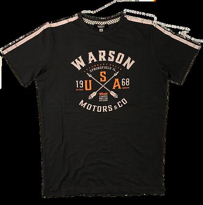 T-Shirt Flying Arrow 68 Carbone Men