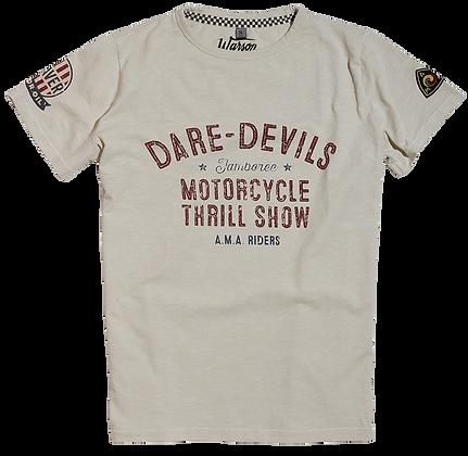 Dare Devils Off White