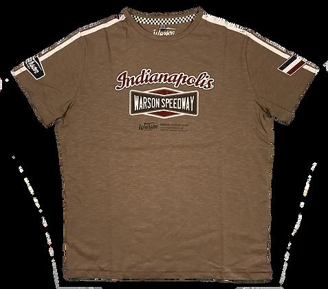 T-Shirt Indianapolis Brown Men