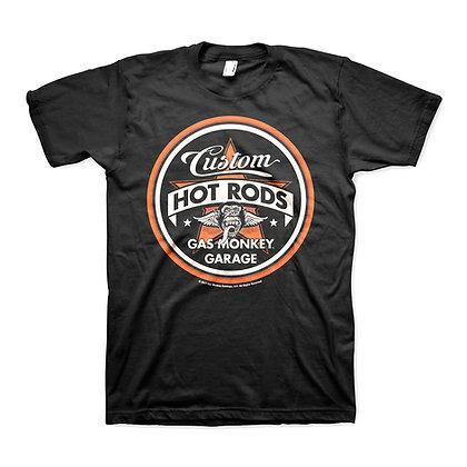 Gas Monkey Garage Custom Hot Rods T-Shirt