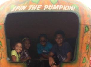 Spining Pumpkin