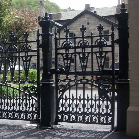 Harley Pedestrian Gate