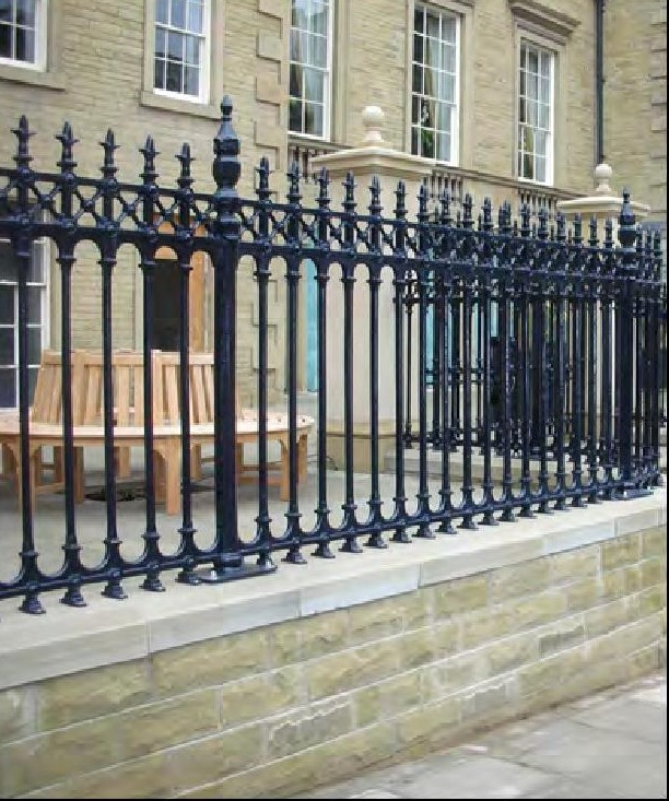 Stirling Half Height Railing