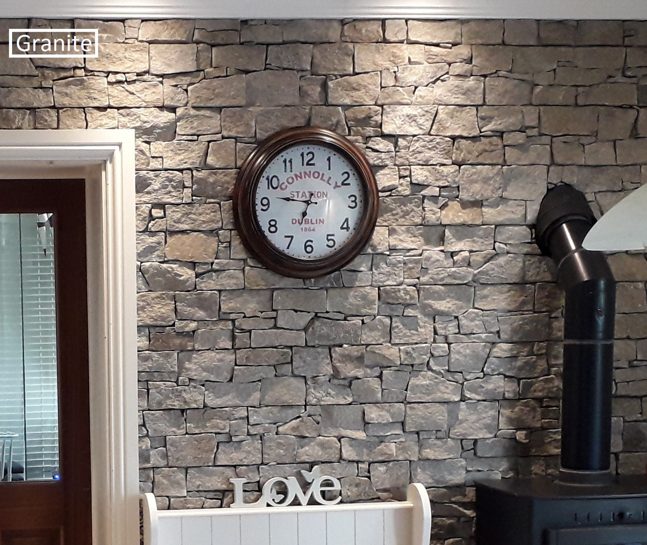 Granite Feature Wall