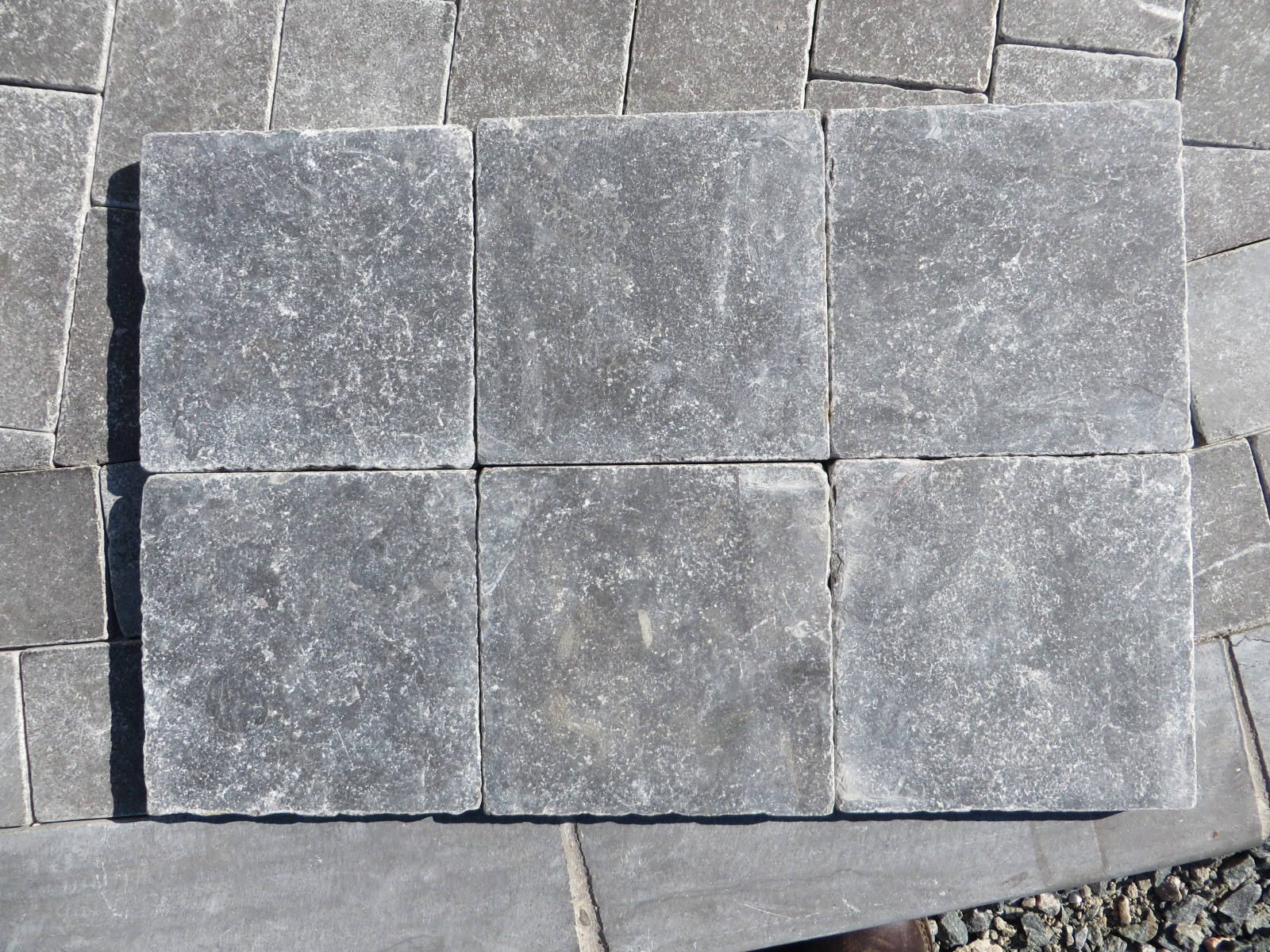 150x150x20mm Pavers