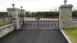 Stewart 12ft Driveway Gates