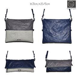 Tin-G, Design, Taschendesign, Designertasche, Clutch, selbstgestalten, create your own, wandelbar, veganes Leder, vegan leather
