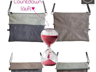Der Countdown läuft