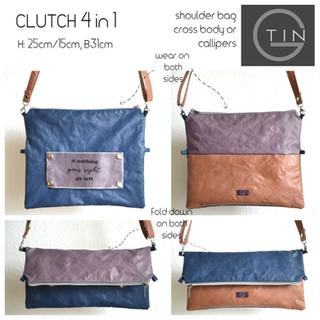 Clutch4in1_blau_grau_cognac_leftright.jp