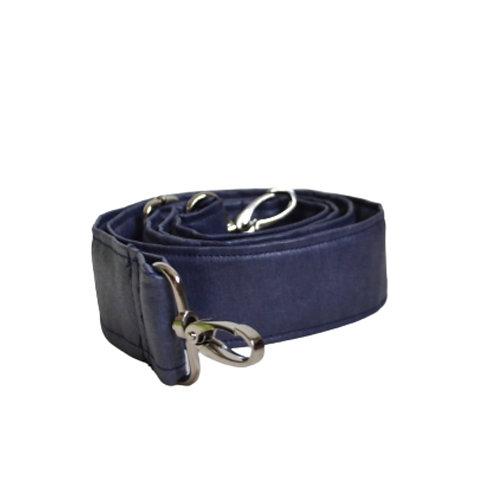 Gurt breit-blau (Sonderfarbe)-regulierbar