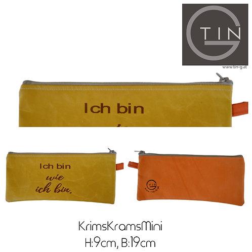 KRIMSKRAMS Mini-gelb+orange+Ich bin