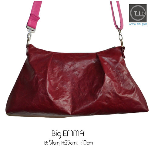 Big EMMA -weinrot